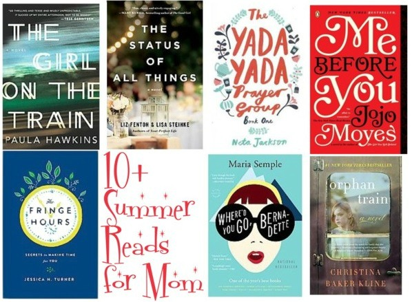 Summer Reading List for Moms // Life Anchored