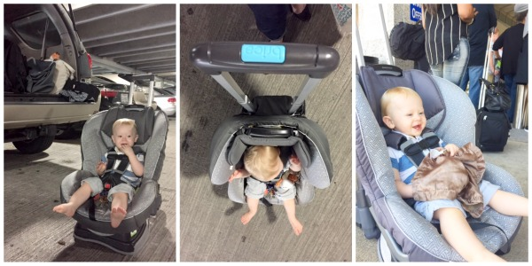 Travel Tips: Leave the Stroller Behind // Life Anchored