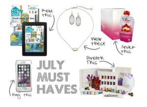 July Must Haves // Life Anchored