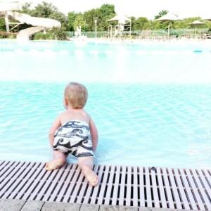 Summer Swim Adventures // Life Anchored