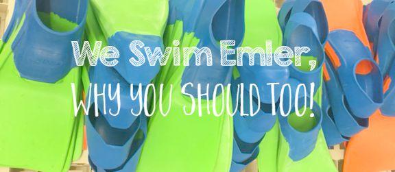 We Swim Emler, Why You Should Too!