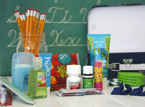Back to School Emergency Kit // Life Anchored