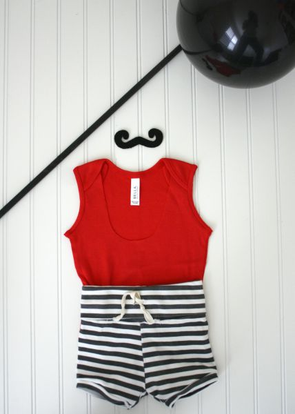 Vintage Circus Strong Man Costume // Life Anchored & Circus Strong Man Toddler Costume u0026 MORE! - Life Anchored