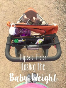 How to Lose the Baby Weight // LIfe Anchored #sp