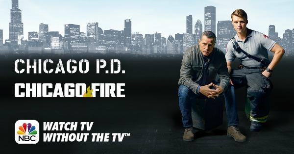 Chicago Fire #BestEver AD