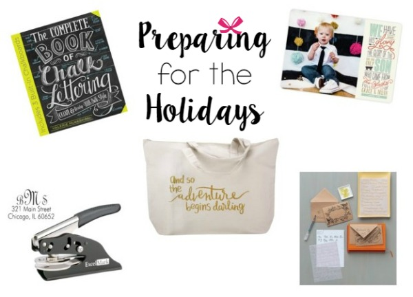 Preparing for the Holidays // Life Anchored