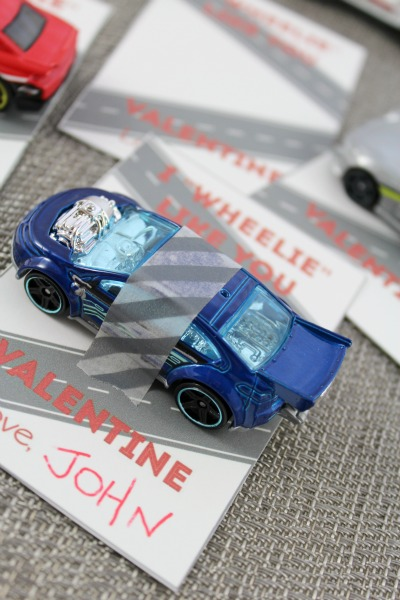 I Wheelie Like You Car Valentine // Life Anchored FREE Printable