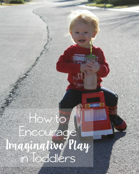 How to Encourage Imaginative Play in Toddlers