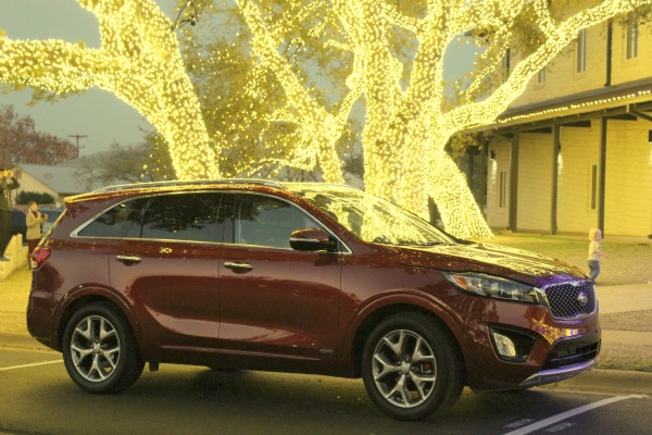 Kia Sorento Review // Life Anchored