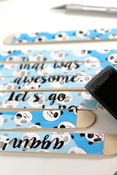 Kung Fu Panda puzzle // Life Anchored