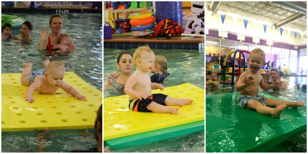Emler Swim School: A year in pictures // Life Anchored [ad]