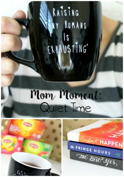 Mom Moment // Life Anchored ad