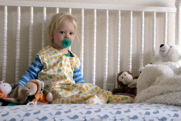 Transitioning from Crib to Toddler Bed // Life Anchored #VTechBaby [ad]
