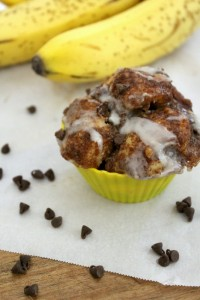 Banana Monkey Bread Muffins