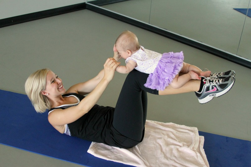Mom Friendly Fitness Programs in Austin // Ballet Austin