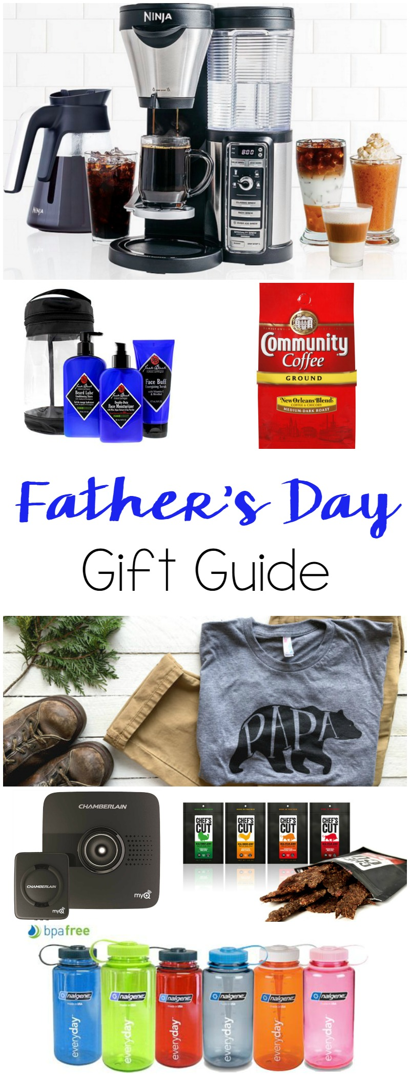The Ultimate Guide to Father's Day Gifts // Life Anchored ad