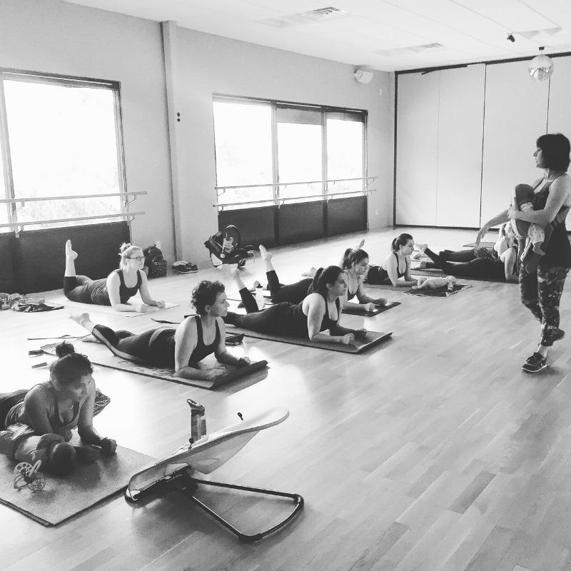 Mom Friendly Fitness Programs in Austin // Tribe Austin
