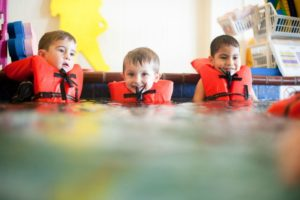 Water Safety Month with Emler