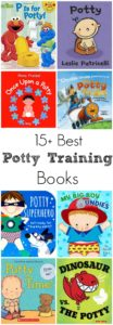 15+ Best Potty Training Books for Toddlers