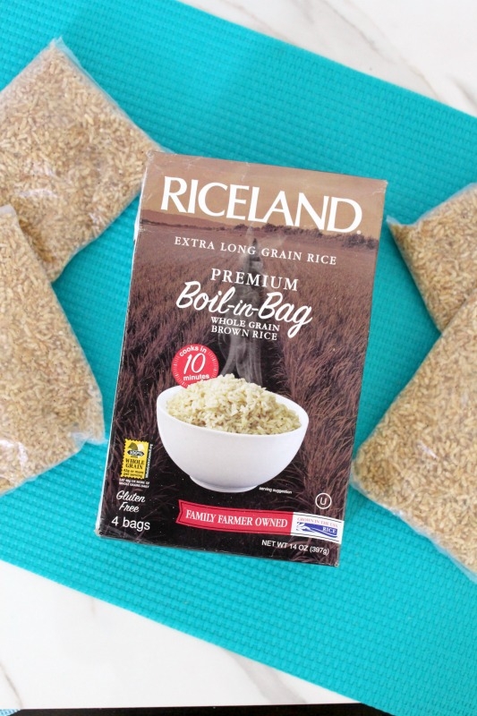 Easy Chocolate Rice Pudding // Life Anchored ad