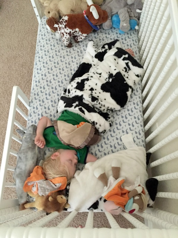 How to Help Your Toddler Sleep Better // Life Anchored ad