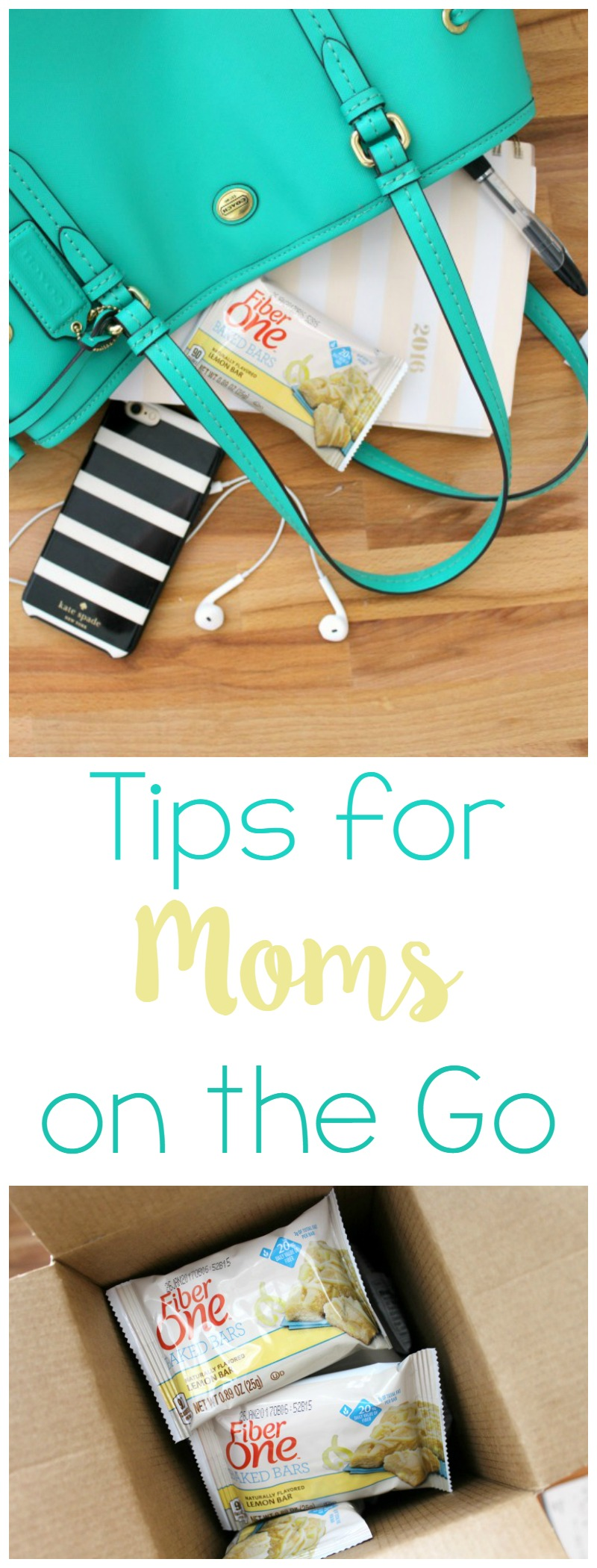 Tips for Moms on the Go // Life Anchored AD