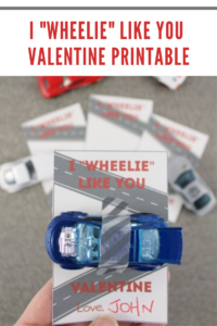 I Wheelie Like You Car Valentine // Life Anchored