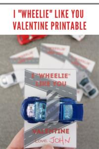 I Wheelie Like You Car Valentine // Life Anchored