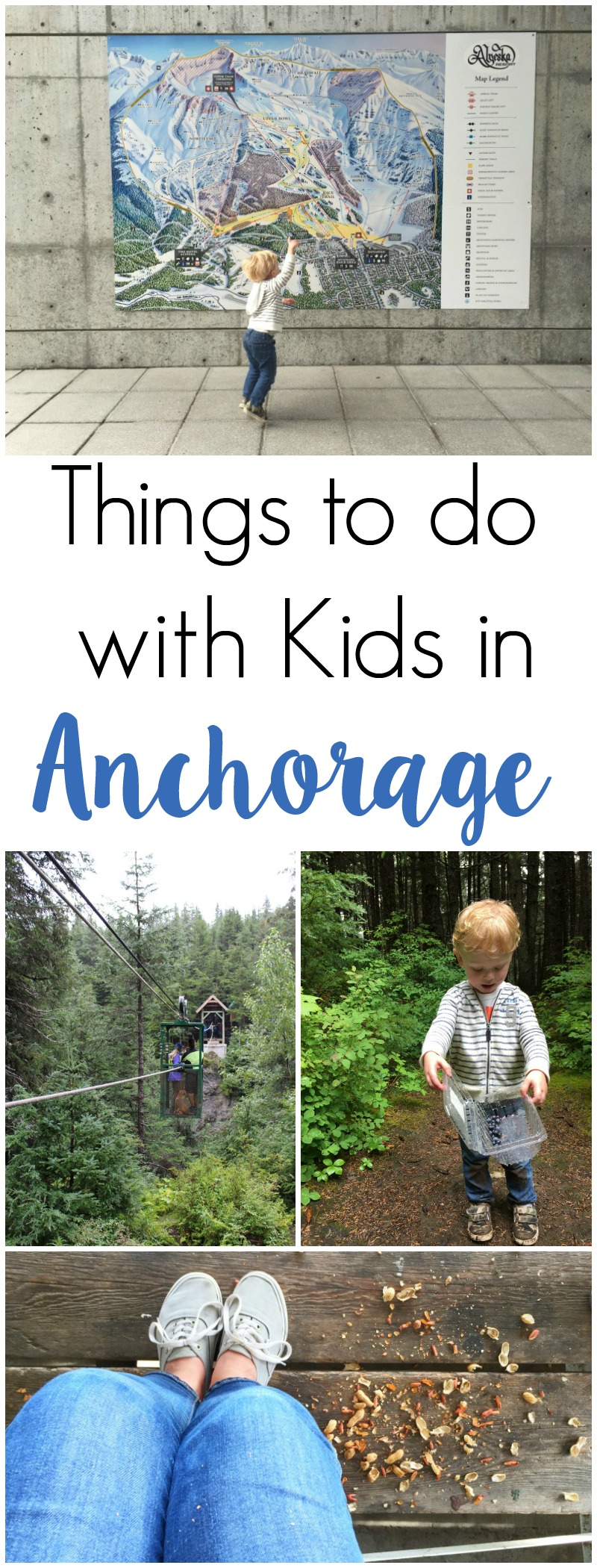 Things to do in Anchorage with kids. Anchorage is a BEAUTIFUL city! This Alaskan gem is an incredible once-in-a-lifetime family experience! Kids will witness beautiful glaciers, come face to face with Moose, and have their day filled with adventure!