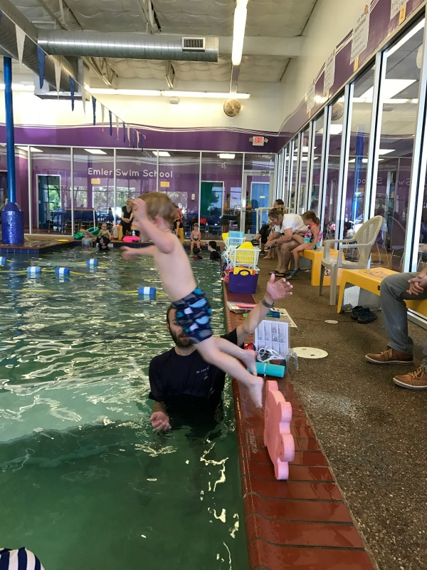Water Safety Month // Life Anchored AD