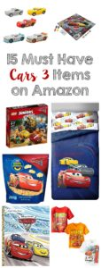 15 Must Have Cars 3 Items on Amazon
