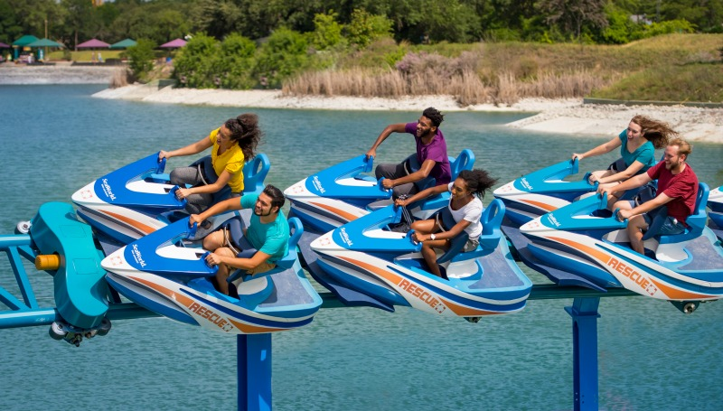 SeaWorld with Kids and the Wave Breaker // Life Anchored