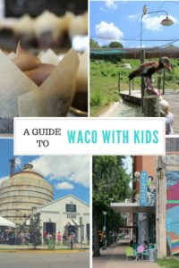 Guide to A Day in Waco with Kids