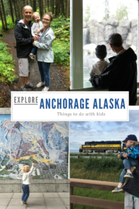 Exploring Anchorage Alaska with kids // Life Anchored