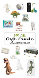 Gifts for the Dinosaur Fan // Life Anchored