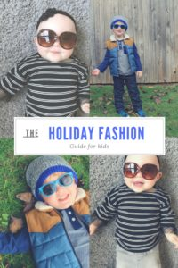 Holiday Fashion for the Littles