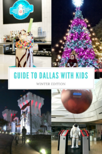 Guide to Dallas with kids winter edition // Life Anchored AD