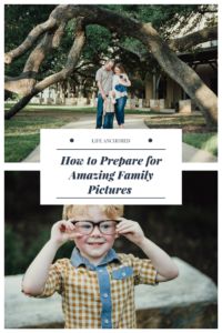 How to Prepare for Amazing Family Pictures