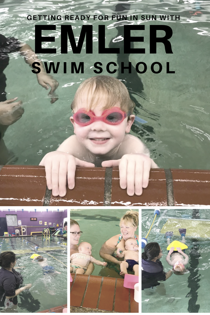WITH EMLER SWIM SCHOOL // LIFE ANCHORED AD