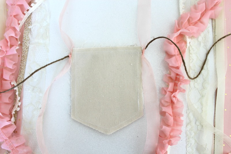 DIY Boho 1st Birthday Highchair Banner // Life Anchored