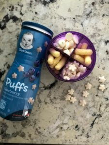 Favorite Baby Snacks On the Go