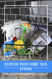 Refresh Your Home this Spring // Life Anchored AD #BBoxxRefresh