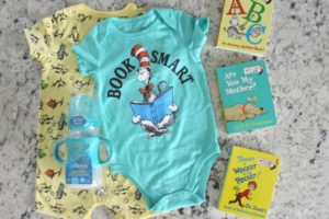 1st Birthday Dr Seuss Gift Idea