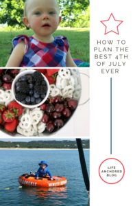 How to Plan the Best 4th of July Ever // Life Anchored AD