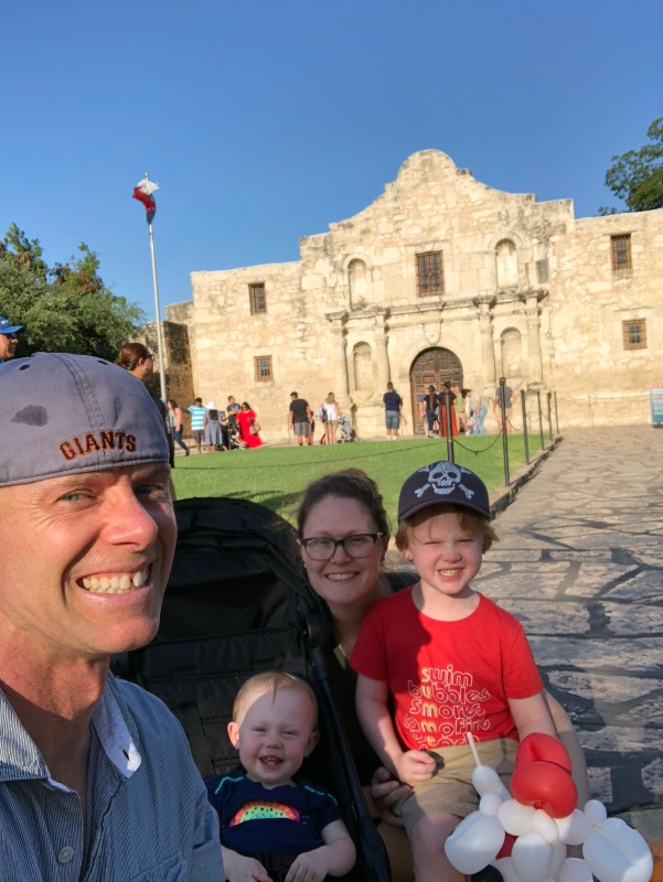 Exploring San Antonio with Kids Summer Edition // Life Anchored AD