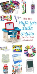 The best gifts for little artists you can find on amazon // Life Anchored