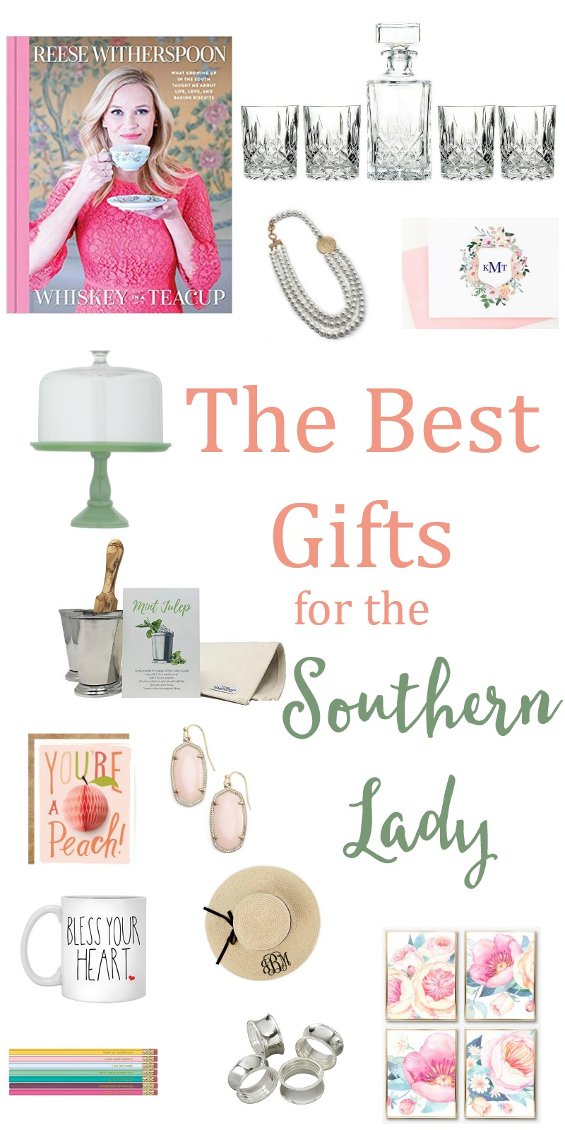 The Best Gifts for the Southern Lady // Life Anchored