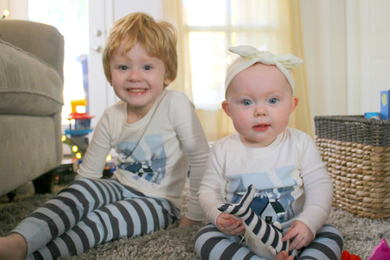 cd82db451 15+ Matching Pajamas for Siblings You Will LOVE - Life Anchored
