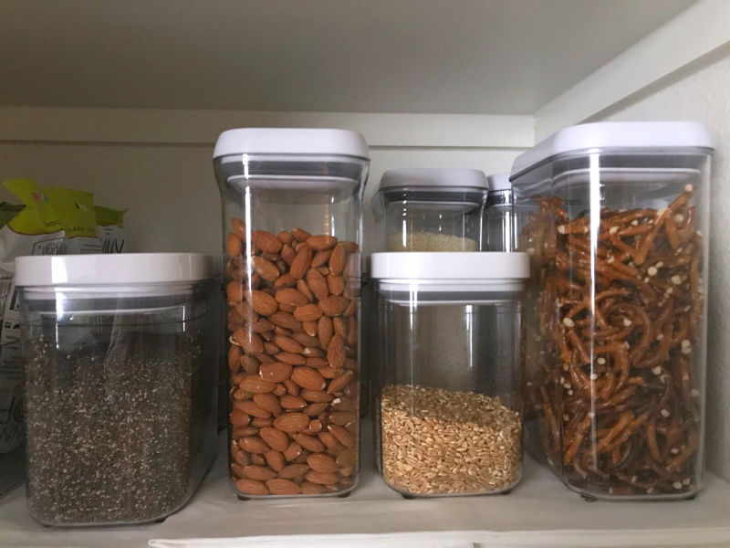 Pantry Organization 101 // Life Anchored