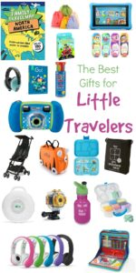 The Best Gifts for Little Travelers